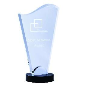 Glass Award 1210C - Trophy Land