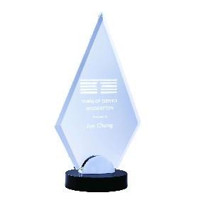 Glass Award 1212C - Trophy Land