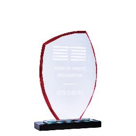 Glass Award 1213AR - Trophy Land
