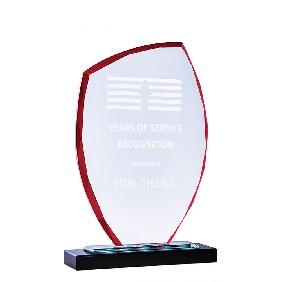 Glass Award 1213BR - Trophy Land