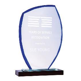 Glass Award 1213CBU - Trophy Land