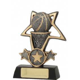 Basketball Trophy 12434S - Trophy Land