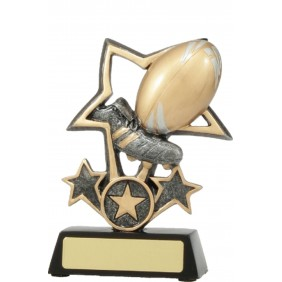 Football Trophy 12439S - Trophy Land