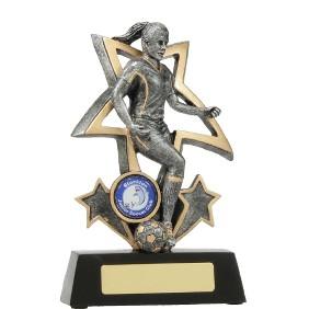 Soccer Trophy 12481M - Trophy Land