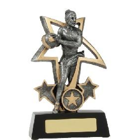 Netball Trophy 12491M - Trophy Land
