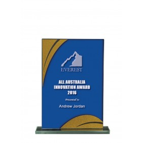 Glass Award 1255-1BUG - Trophy Land