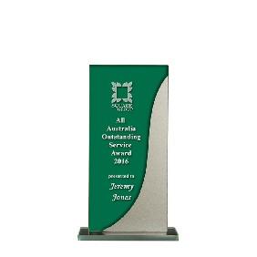 Glass Award 1255-1GNS - Trophy Land