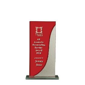 Glass Award 1255-1RS - Trophy Land