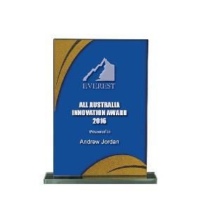 Glass Award 1255-2BUG - Trophy Land
