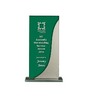 Glass Award 1255-2GNS - Trophy Land