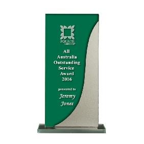 Glass Award 1255-3GNS - Trophy Land