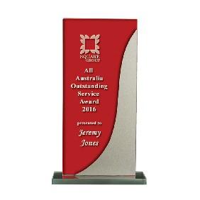Glass Award 1255-3RS - Trophy Land