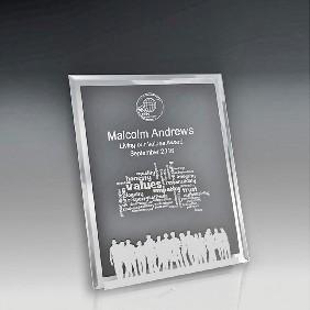 Glass Award 1256-1PORT - Trophy Land