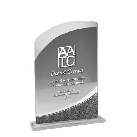 Glass Award 1257-2 - Trophy Land