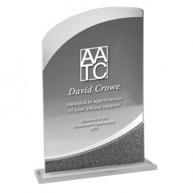 Glass Award 1257-3 - Trophy Land