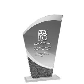 Glass Award 1258-1 - Trophy Land