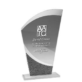 Glass Award 1258-2 - Trophy Land