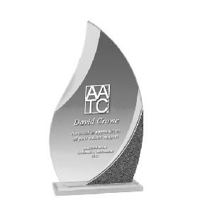 Glass Award 1259-2 - Trophy Land
