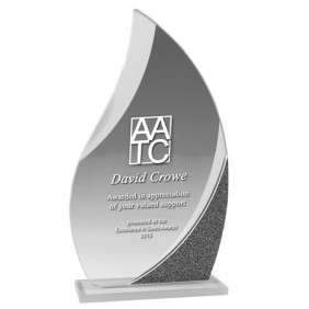 Glass Award 1259-3 - Trophy Land