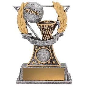 Netball Trophy 12637 - Trophy Land