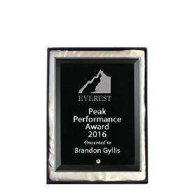 Glass Award 1270-1BK - Trophy Land