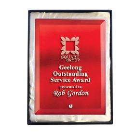 Glass Award 1270-3R - Trophy Land