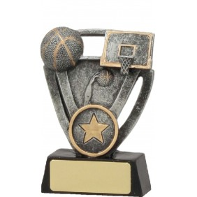 Basketball Trophy 12734S - Trophy Land