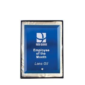 Glass Award 1274-1BU - Trophy Land