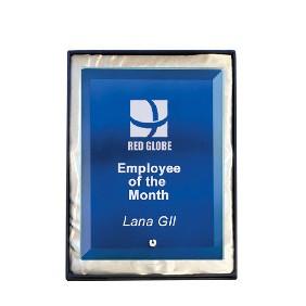 Glass Award 1274-2BU - Trophy Land