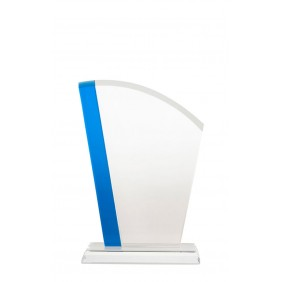 Glass Award 1277-1A - Trophy Land