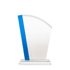 Glass Award 1277-1B - Trophy Land