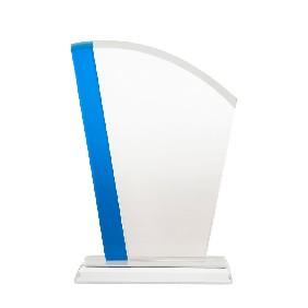 Glass Award 1277-1C - Trophy Land