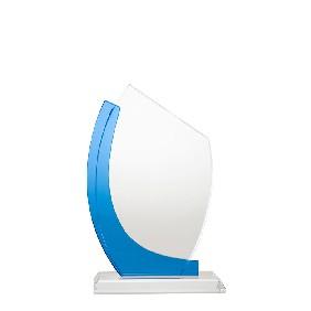 Glass Award 1277-3A - Trophy Land