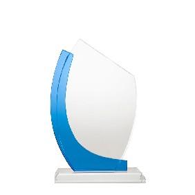 Glass Award 1277-3B - Trophy Land