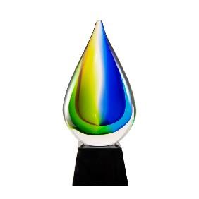 Crystal Award 1285A - Trophy Land