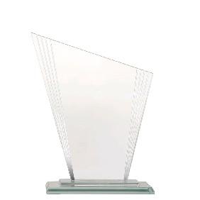 Glass Award 1288-1B - Trophy Land