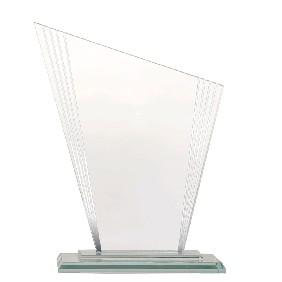 Glass Award 1288-1C - Trophy Land