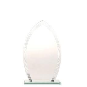 Glass Award 1288-2A - Trophy Land