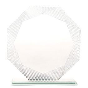Glass Award 1288-3C - Trophy Land