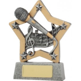 Music Trophy 12921 - Trophy Land