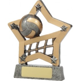 Volleyball Trophy 12927 - Trophy Land