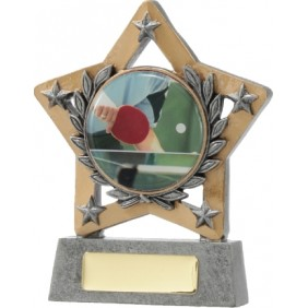 Ping Pong Trophy 12999 - Trophy Land