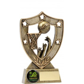 Netball Trophy 13511 - Trophy Land