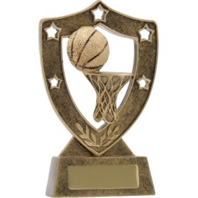 Basketball Trophy 13534 - Trophy Land