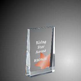 Embellished Awards 1360-1-SVB - Trophy Land
