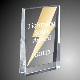 Embellished Awards 1360-3-VG - Trophy Land