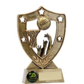 Netball Trophy 13611 - Trophy Land
