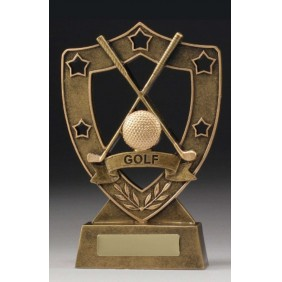 Golf Trophy 13617 - Trophy Land