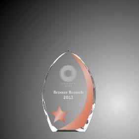 Embellished Awards 1363-2-VB - Trophy Land