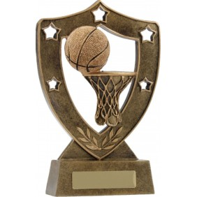 Basketball Trophy 13734 - Trophy Land